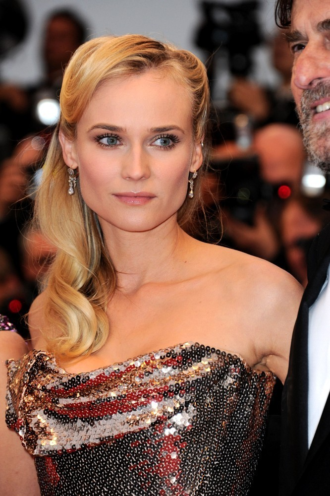 The premiere of 'Love' at the 65th Annual Cannes Film Festival.