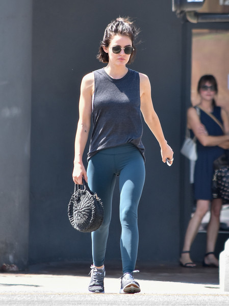 Lucy Hale Leggings
