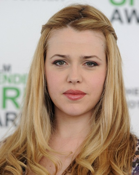 Majandra Delfino Half Up Half Down