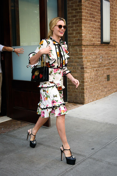 Look of the Day: July 28th, Margot Robbie
