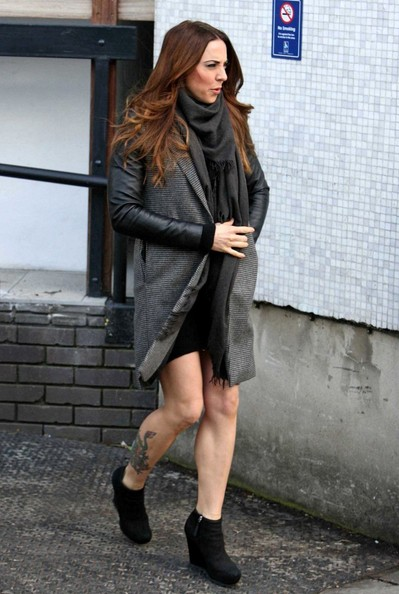 Mel C Wedge Boots