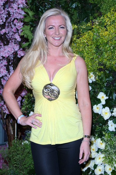 Michelle Mone Tank Top