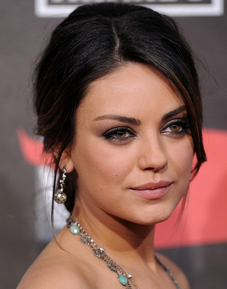 Mila Kunis Diamond Spheres