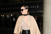 Miranda Kerr Wool Coat
