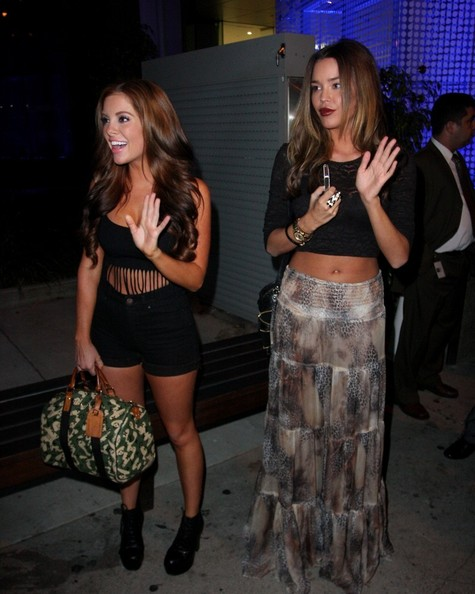 More Pics of Brittany Binger Printed Tote (4 of 20) - Brittany Binger Lookbook - StyleBistro