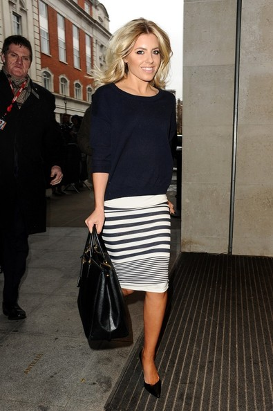 Mollie King Boatneck Sweater