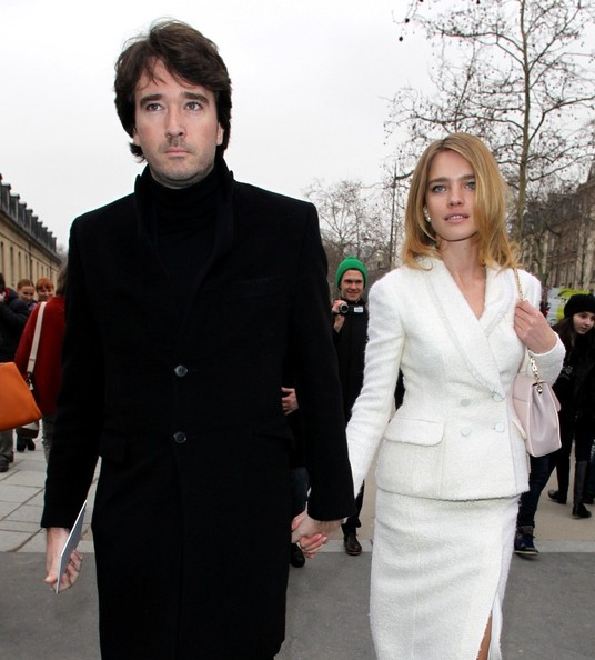 Celebs at the Dior Fashion Show