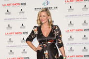 Natasha Henstridge Print Dress
