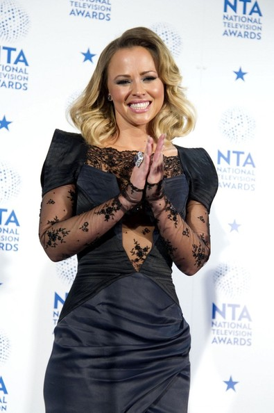 More Pics of Kimberley Walsh Cocktail Dress (1 of 12) - Cocktail Dress Lookbook - StyleBistro