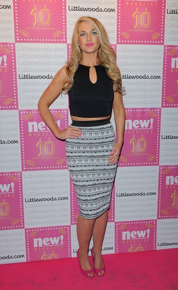 More Pics of Josie Gibson Pencil Skirt (1 of 11) - Pencil Skirt Lookbook - StyleBistro