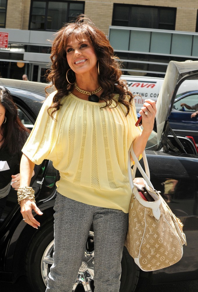 More Pics Of Marie Osmond Knit Top 6 Of 11 Marie