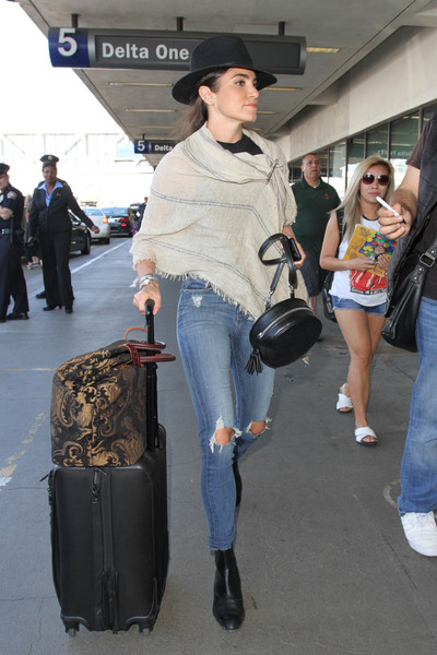 Nikki Reed Duffle Bag