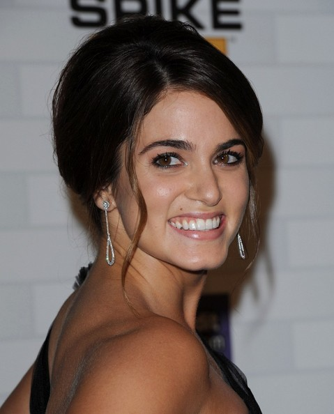 Nikki Reed French Twist