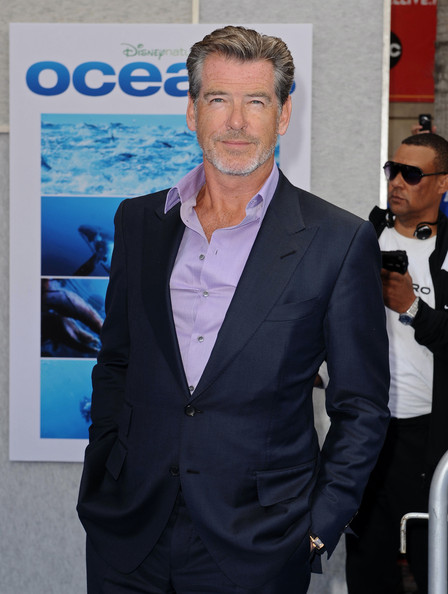 Pierce Brosnan And Fashion For Men Over 50 Fashion For Men Over 50 Livingly