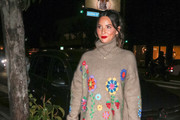 Olivia Munn Turtleneck