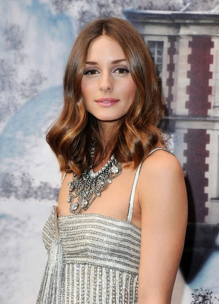 Olivia Palermo Silver Statement Necklace