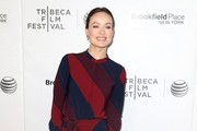 Olivia Wilde Knee High Boots