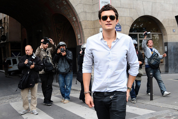 Orlando Bloom Sunglasses