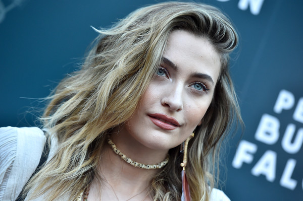 Paris Jackson Layered Cut