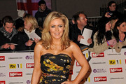 Patsy Kensit Mermaid Gown