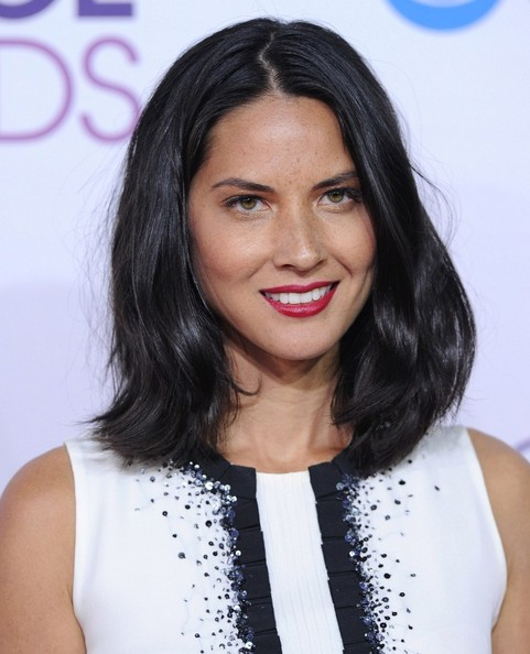 More Pics of Olivia Munn Evening Pumps (5 of 11) - Olivia Munn Lookbook - StyleBistro
