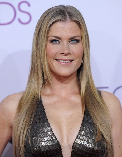 More Pics of Alison Sweeney Beaded Dress (2 of 5) - Alison Sweeney Lookbook - StyleBistro
