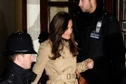 Pippa Middelton Knee High Boots