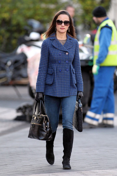 Pippa Middleton Pea Coat