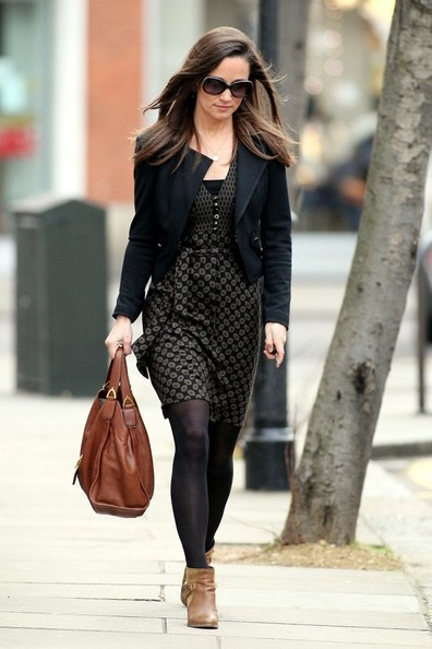 Pippa Middleton Spotted in Chelsea