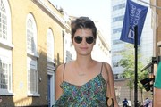 Pixie Geldof Knee Length Skirt