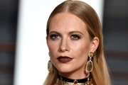 Poppy Delevingne Gold Choker Necklace