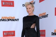 Portia de Rossi Little Black Dress
