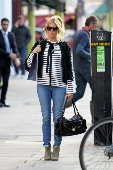More Pics of Sienna Miller Ankle Boots (43 of 46) - Boots Lookbook - StyleBistro