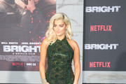 Bebe Rexha Evening Pumps