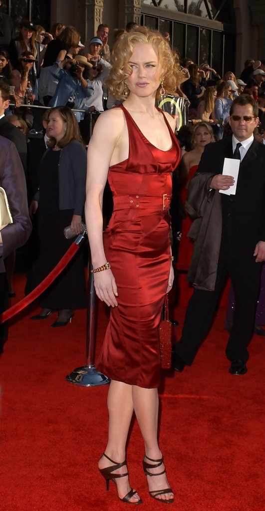 © AXELLE/BAUER-GRIFFIN.COM.9TH ANNUAL SCREEN ACTORS GUILD AWARDS..SHRINE AUDITORIUM, LOS ANGELES, CA..MARCH 09 2003..NICOLE KIDMAN.