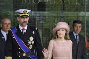 Princess Letizia Cocktail Dress