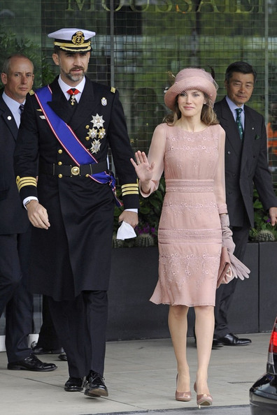 Princess Letizia Clothes