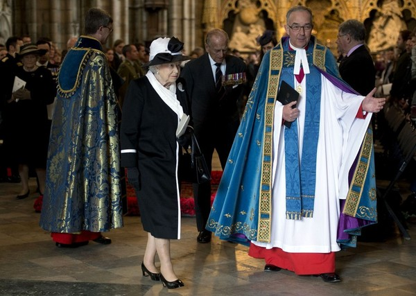 Gallipoli Centenary Commemorations - Westminister Abbey