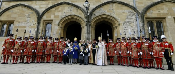 Maundy Service in Oxford