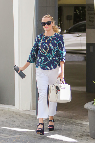 Reese Witherspoon Platform Sandals