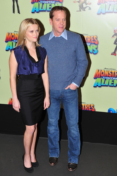 Photocall for Monsters and Aliens