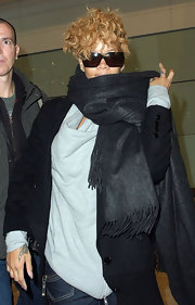 Singer Rihanna has several tattoos, including a small Maori tattoo she got on her wrist with ex-boyfriend Chris Brown in New Zealand.