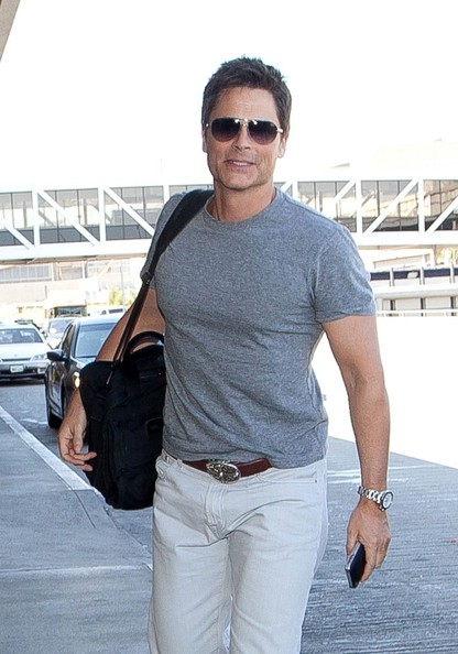 Rob Lowe Clothes