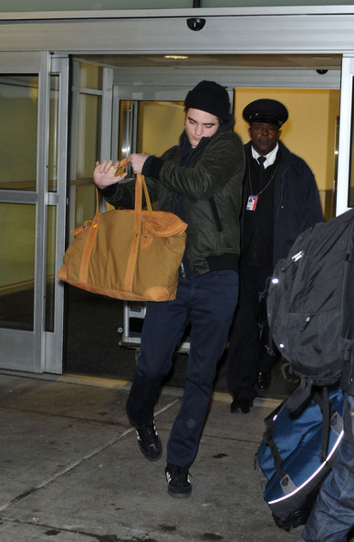 Robert Pattinson Handbags