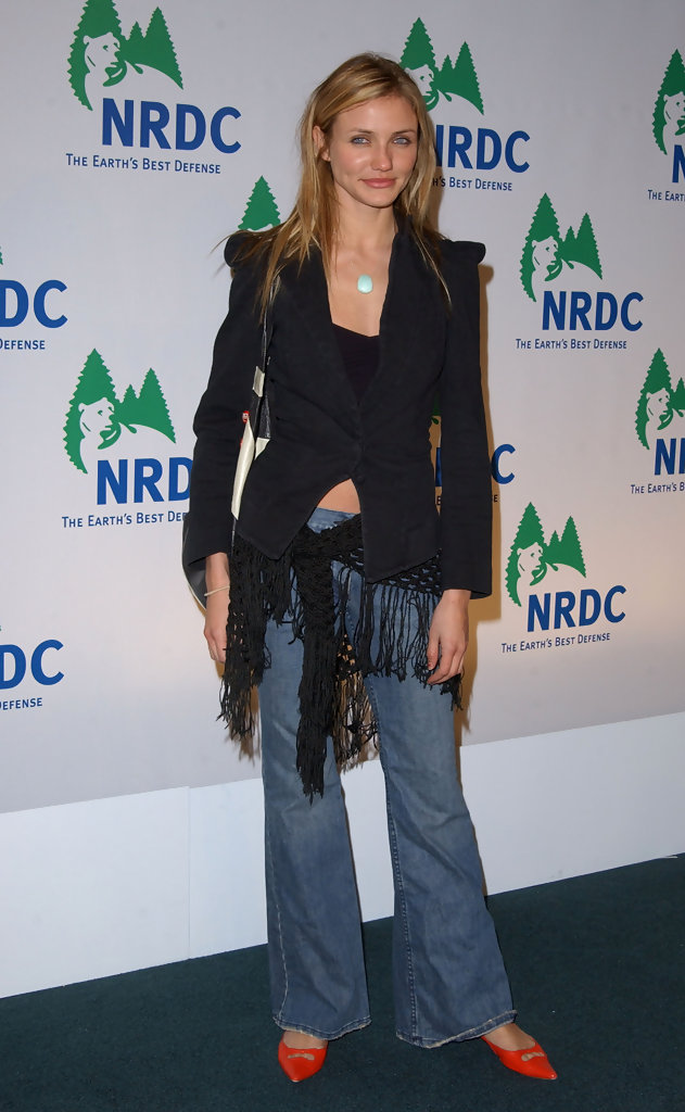 ROLLING STONES BENEFIT CONCERT-ARRIVALS.STAPLES CENTER, LOS ANGELES, CA. FEBRUARY 06, 2003.