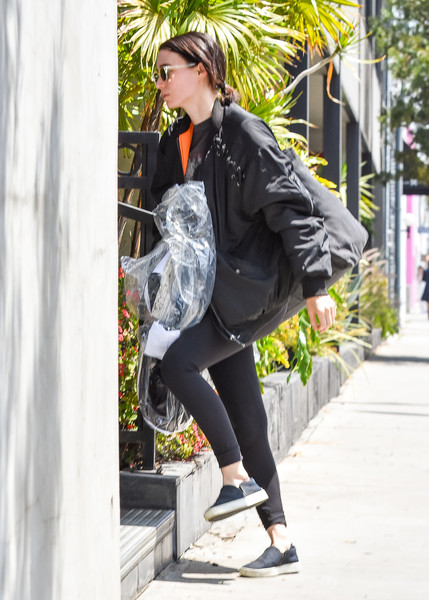 More Pics of Rooney Mara Canvas Shoes (1 of 8) - Casual Shoes Lookbook - StyleBistro []