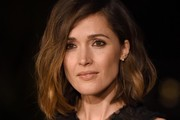 Rose Byrne Asymmetrical Cut