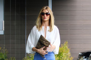 Rosie Huntington-Whiteley Envelope Clutch