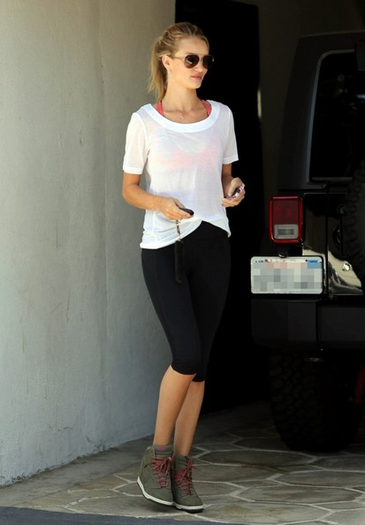 Rosie Huntington-Whiteley Leggings