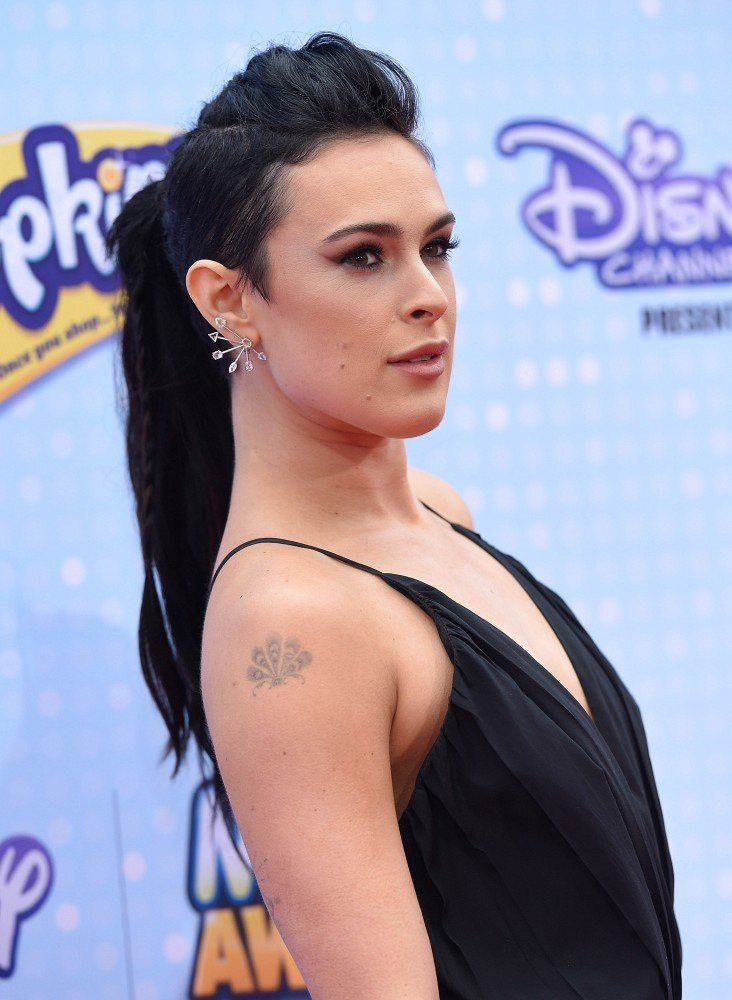 Rumer Willis Ponytail Rumer Willis Looks Stylebistro